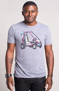 Needful Things: Select Threadless Guys Tri-Blend Tee , Select Guys on Sale + Threadless Collection