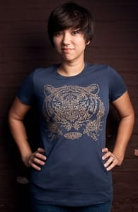 Ornamental Tiger, SALE! + Threadless Collection
