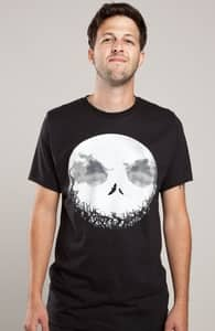 Jack-O-Full Moon, The Nightmare Before Christmas + Threadless Collection