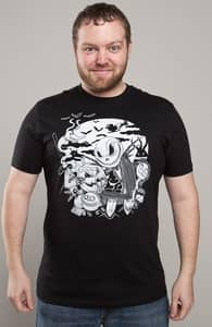 Filling Your Dreams to the Brim with Fright, The Nightmare Before Christmas + Threadless Collection