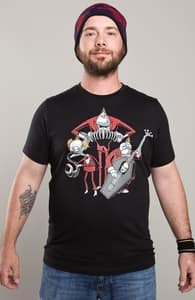 Spare A Dime?, The Nightmare Before Christmas + Threadless Collection
