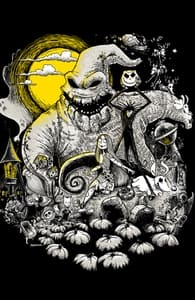 The Nightmare Before Christmas T-Shirts | Threadless
