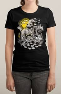 The Nightmare, The Nightmare Before Christmas + Threadless Collection