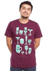 Know Your Drinkware, Justin's Designs + Threadless Collection