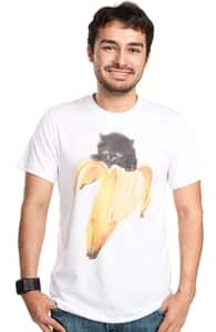 Banana Kitty, CSA Images Tees + Threadless Collection