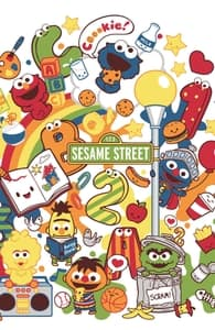 Growing Up with Colors at Sesame Street, Shop All Sesame Street Designs + Threadless Collection