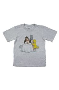 Crunchy Meal, Lil' Guys + Threadless Collection