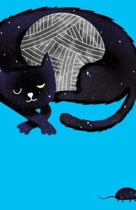 Feline Nocturnus, Lil' Girly + Threadless Collection