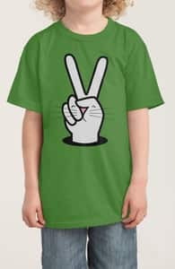 Peace!, Lil' Girly + Threadless Collection
