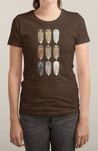 You're a Hoot, New and Top Selling Patterned T-Shirts + Threadless Collection