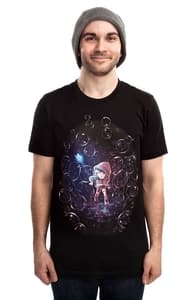 Follow the Blue Butterfly, Sci Fi  + Threadless Collection