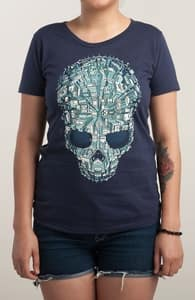 Welcome to Skull City!, New and Top Selling Patterned T-Shirts + Threadless Collection