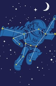 Universal Star, Toy Story Tees + Threadless Collection