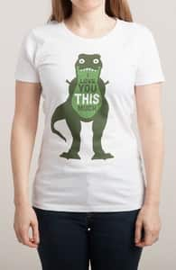 Amourosaurus, New and Top Selling Animal T-Shirts + Threadless Collection
