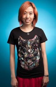Wild Wolf, Sale! + Threadless Collection