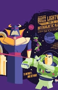 Buzz Lightyear from the Intergalactic Alliance, Toy Story Tees + Threadless Collection