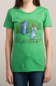 Adventure Awaits, Best Ladies T-Shirts + Threadless Collection