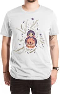 Little Miss Matryoshka, Meg's Designs + Threadless Collection