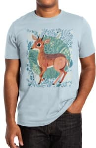 Dik-dik, Meg's Designs + Threadless Collection