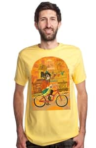 Avian Delivery Service, New and Top Selling Bike T-Shirts + Threadless Collection