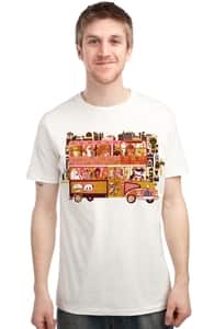 Mobile Zoo, Meg's Designs + Threadless Collection