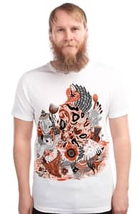 AEIOU, Meg's Designs + Threadless Collection