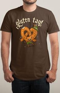 Gluten Tag, Brian's Designs + Threadless Collection