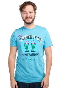 The Haunted Legs, Brian's Designs + Threadless Collection