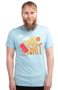 Hot Shit, Mary-Kate's Designs + Threadless Collection