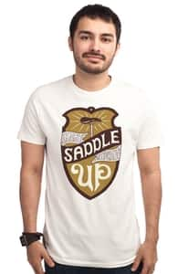 Saddle Up, New and Top Selling Bike T-Shirts + Threadless Collection