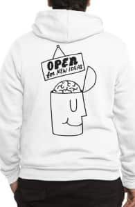 Open for New Ideas, Will's Designs + Threadless Collection
