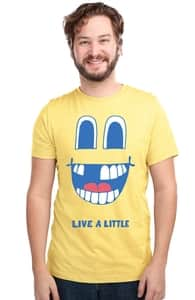 Live a Little, Will's Designs + Threadless Collection