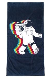 Funkalicious: Beach Towel, Beach Towels + Threadless Collection