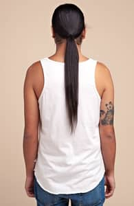 Reach Out: Guys Pima Pocket Tank, Guys Select + Threadless Collection
