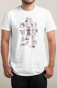 The Cute Triumph of Death, Anna-Marie's Designs + Threadless Collection