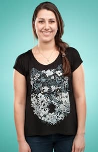 Lupus Herbaceous, Girly Other Tops + Threadless Collection