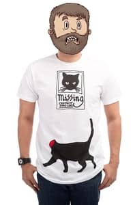Missing, Sale! + Threadless Collection