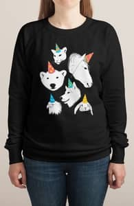 Party Animals, Girly Other Tops + Threadless Collection