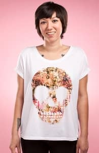 Beautiful Dead, Girly Other Tops + Threadless Collection