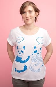 Love is Blind, Girly Other Tops + Threadless Collection