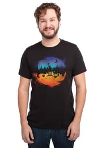 Against the Moon, Loftwork Tees + Threadless Collection