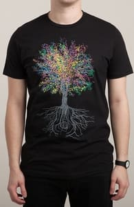 It Grows on Trees, New and Top Selling Music T-Shirts + Threadless Collection