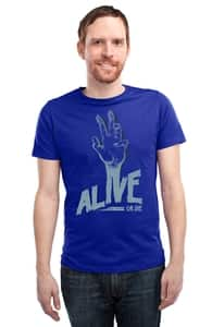 Alive or Die, Katie's Designs + Threadless Collection