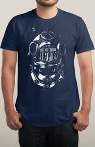 I'm Out of Your Leagues, Katie's Designs + Threadless Collection