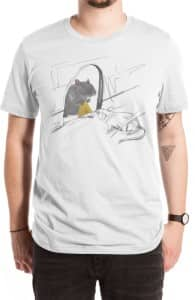 Take on Cheese, Katie's Designs + Threadless Collection