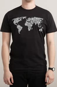 World of Bike, New and Top Selling Bike T-Shirts + Threadless Collection