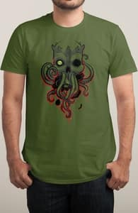 Lovecraft, Draco's Designs + Threadless Collection