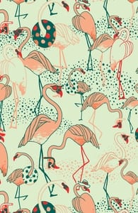 Feathered Social: Girly Poplin Shorts, SALE! + Threadless Collection