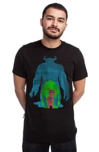 Monsters and Me, Monsters, Inc. Tees + Threadless Collection
