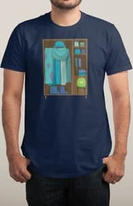 Monsters in My Closet, Monsters, Inc. Tees + Threadless Collection